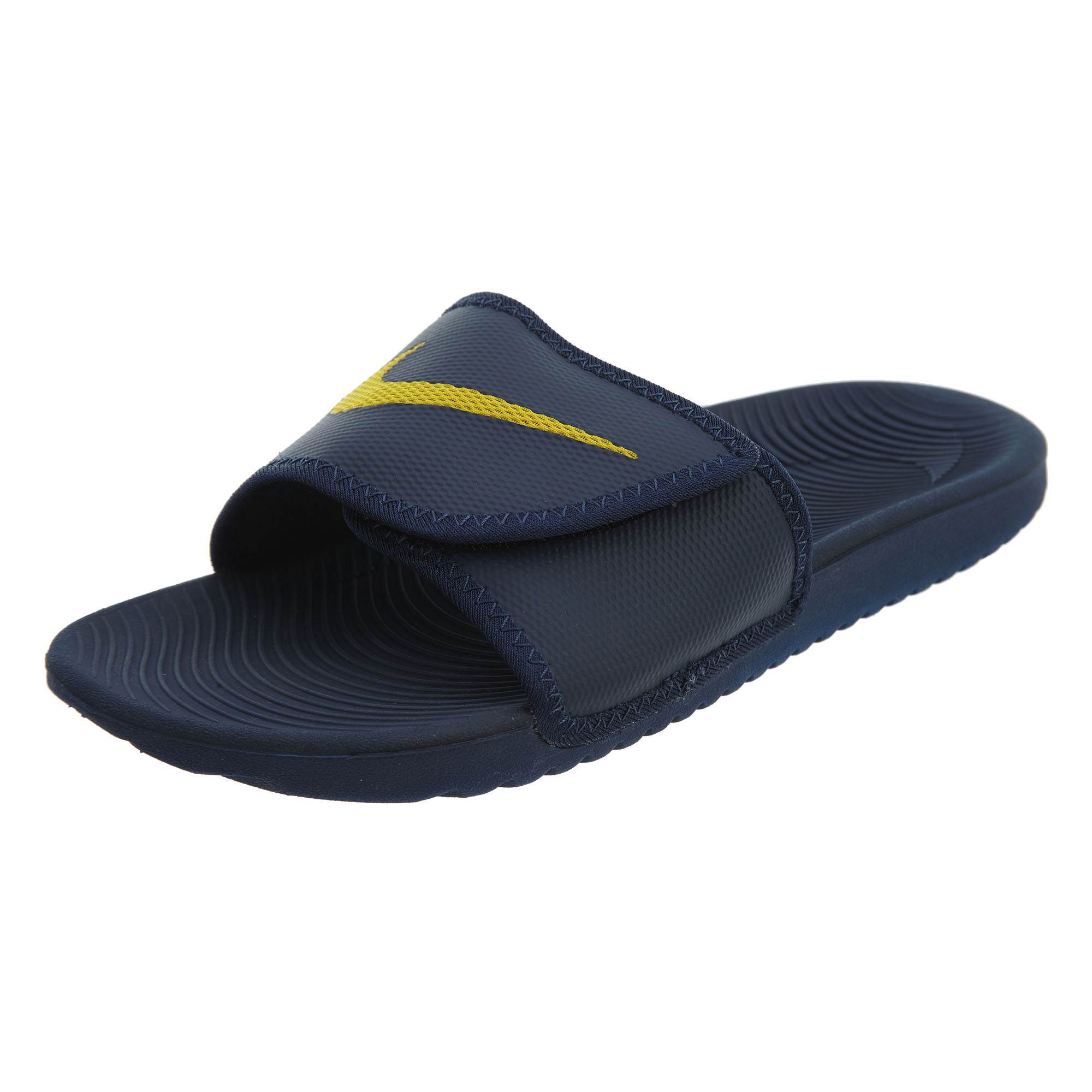 low priced 5ab6a 16a0c Details about Nike Mens Kawa Adjust Slide Sandals 834818-403