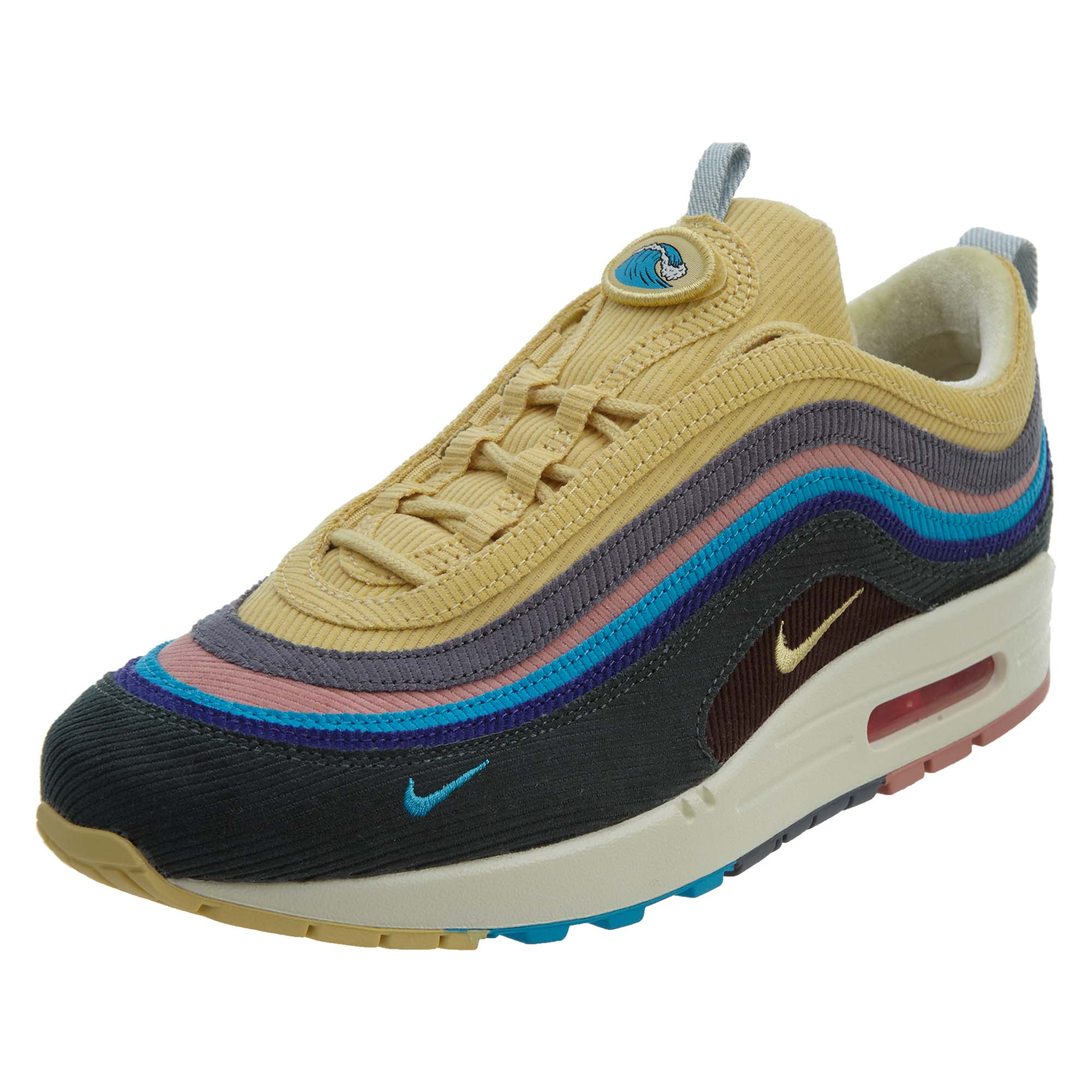 on sale aac38 4e970 Details about Nike Mens Air Max 1 97 Sean Wotherspoon Shoes AJ4219-400