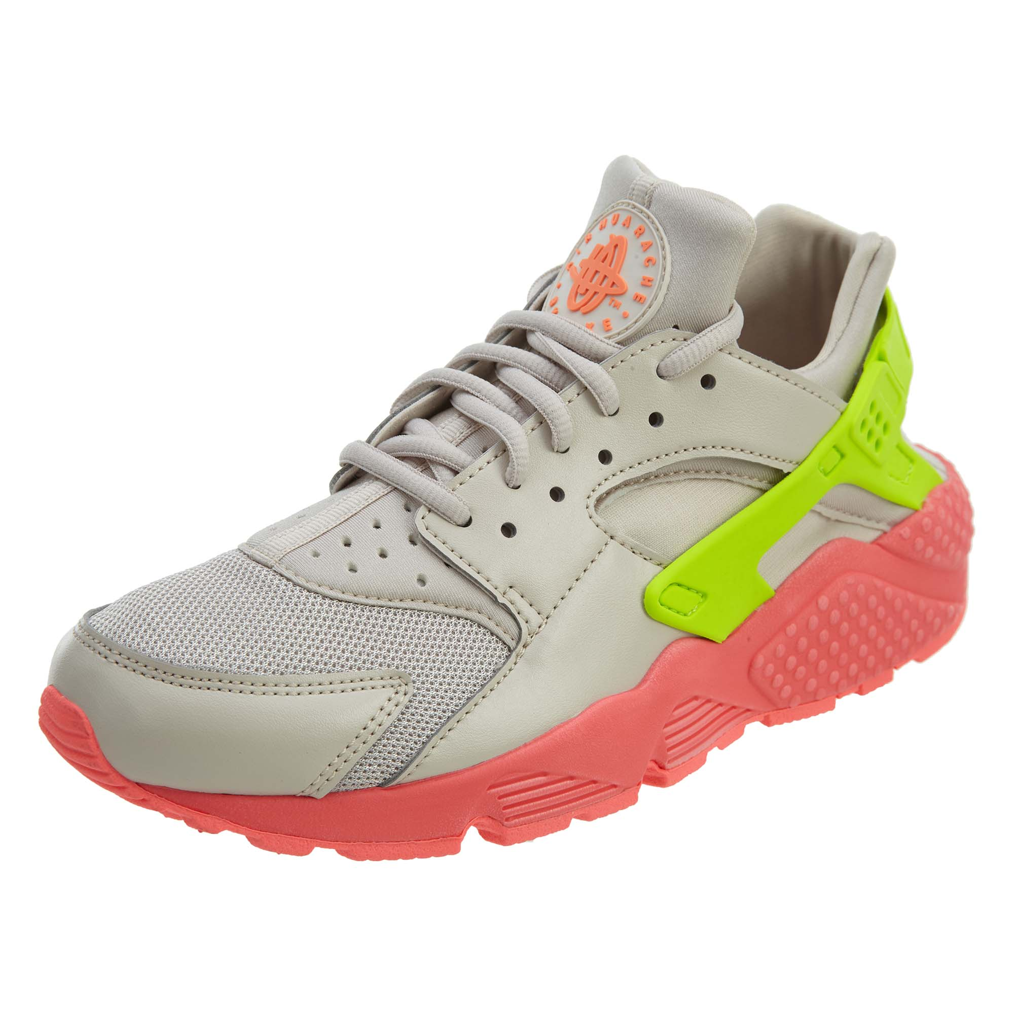 separation shoes 164e7 4b7a6 Details about Nike Womens Air Huarache Run Running Shoes 634835-033