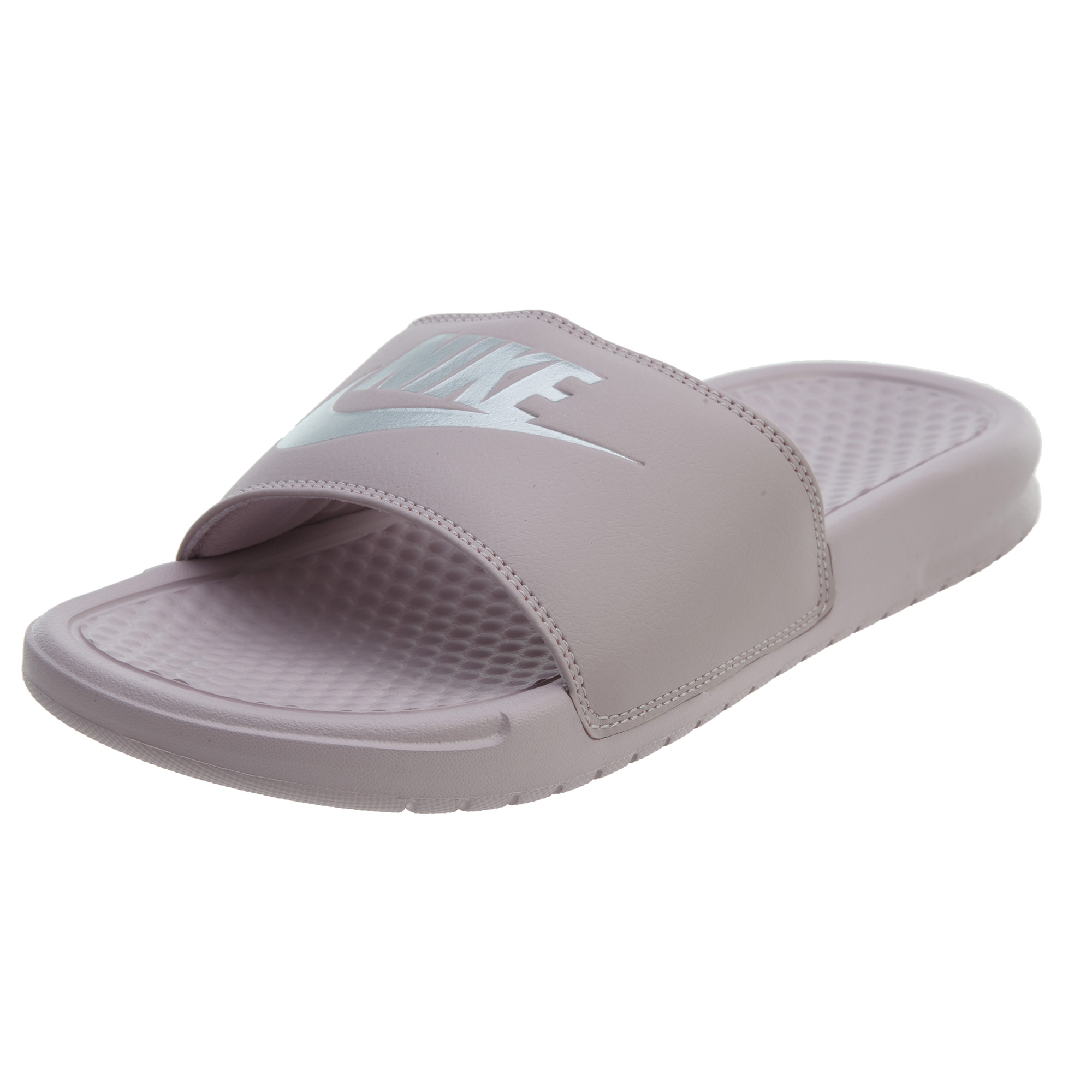 ae09ca460 Details about Nike Womens Benassi JDI Slide Sandals 343881-614