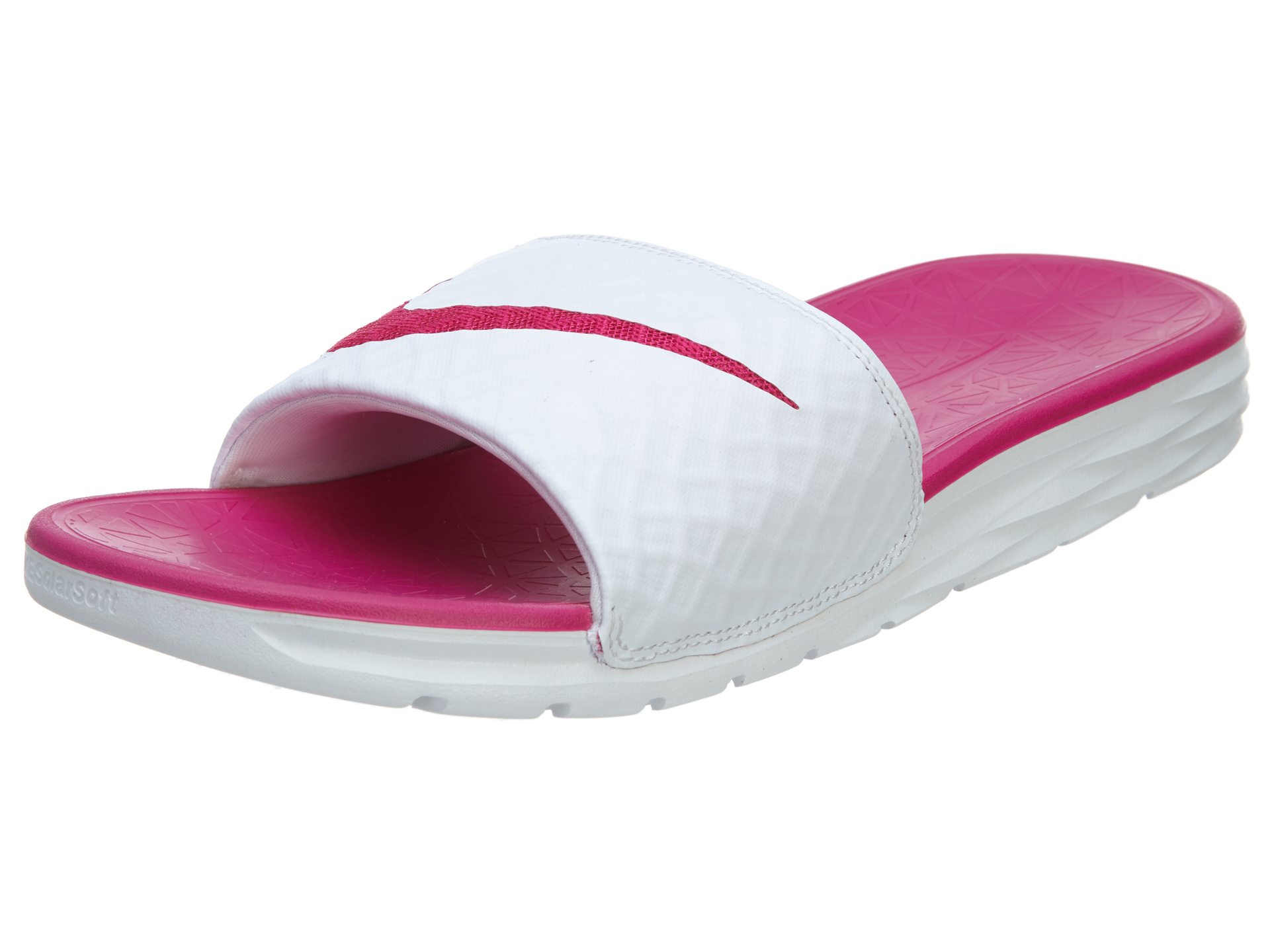d3ada33fb7352d Nike Womens Benassi Solarsoft Slide 2 Slide Sandals 705475-160