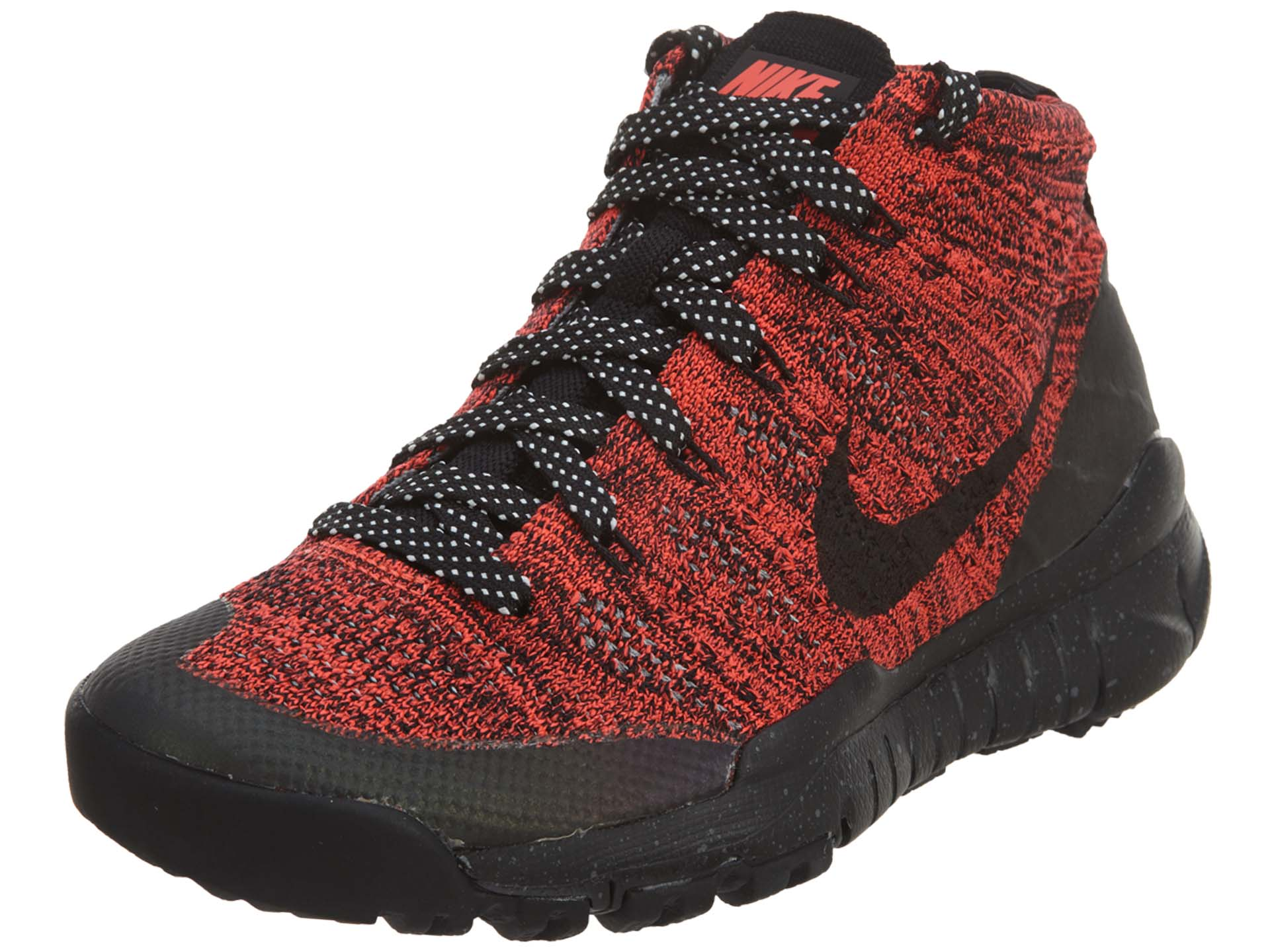3800323fc52ea Details about Nike Womens Flyknit Trainer Chukka Sneakerboot Sneakers  805093-603