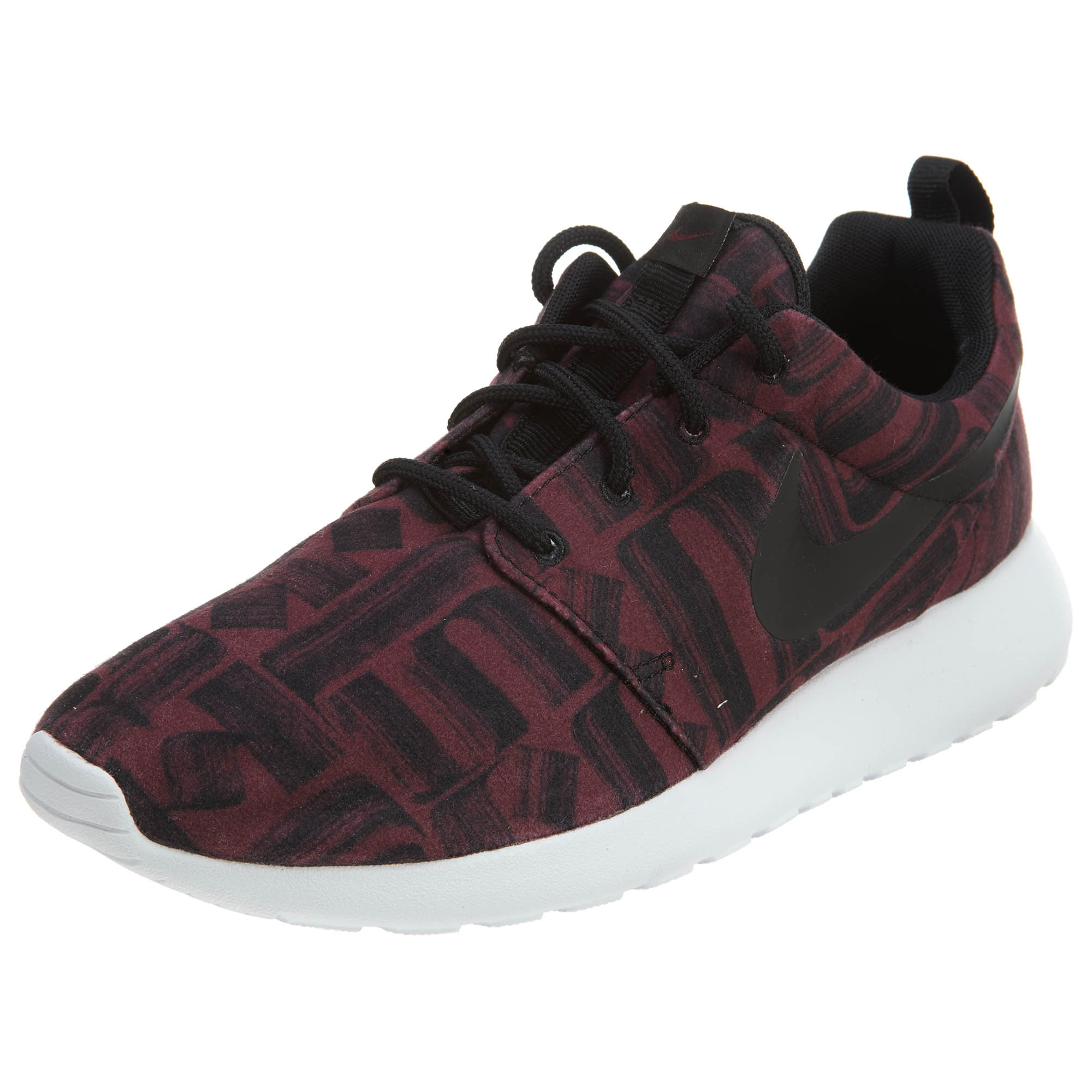 301219024cde Details about Nike Womens Roshe One Print Sneakers 844958-601