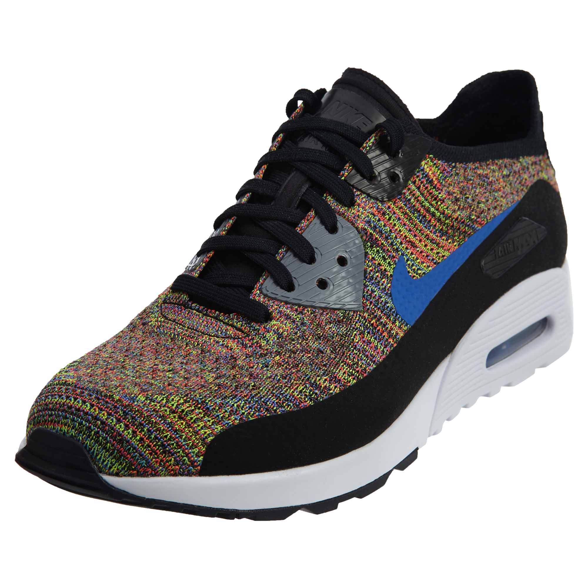 2cbccad694e13 Details about Nike Womens Air Max 90 Ultra 2.0 Flyknit Sneakers 881109-001