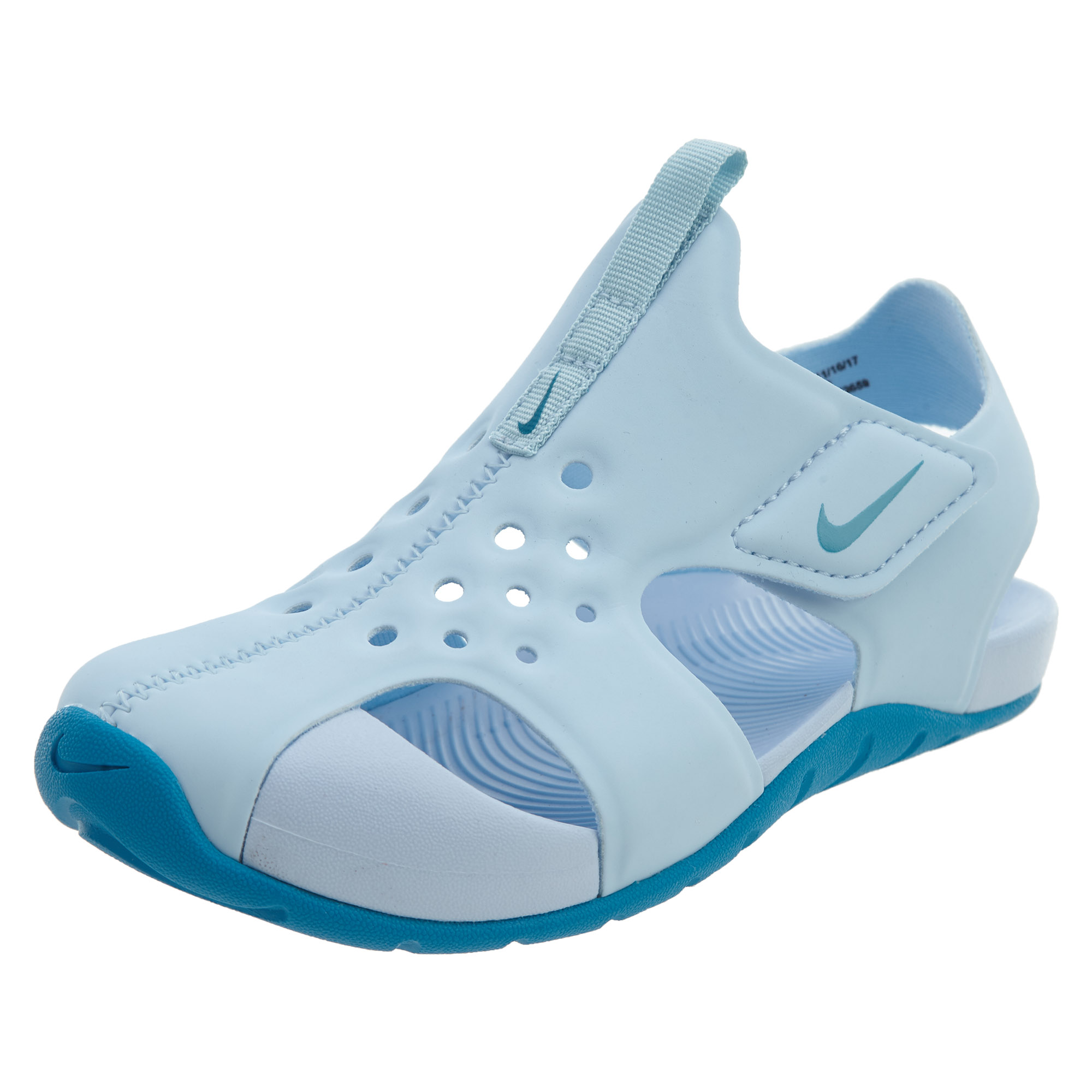 444633e82155 Details about Nike Little Kids Sunray Protect 2 Sandals 943828-400