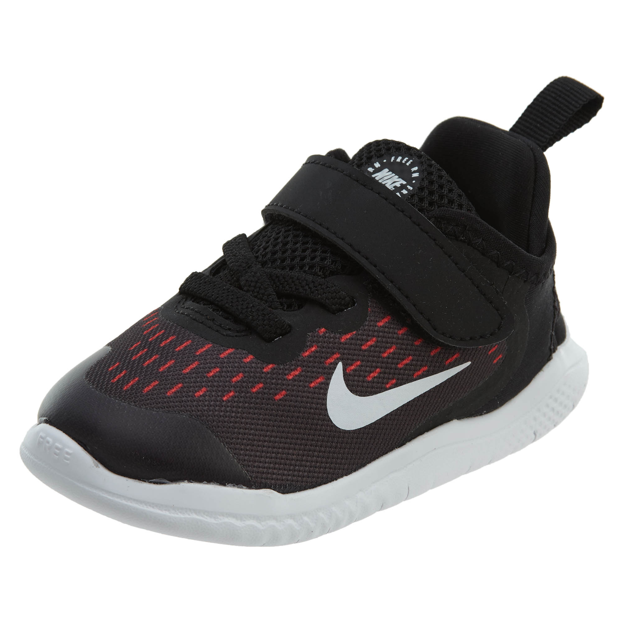 bba19ee8e379f Details about Nike Toddlers Free RN 2018 Running Shoes AH3456-001