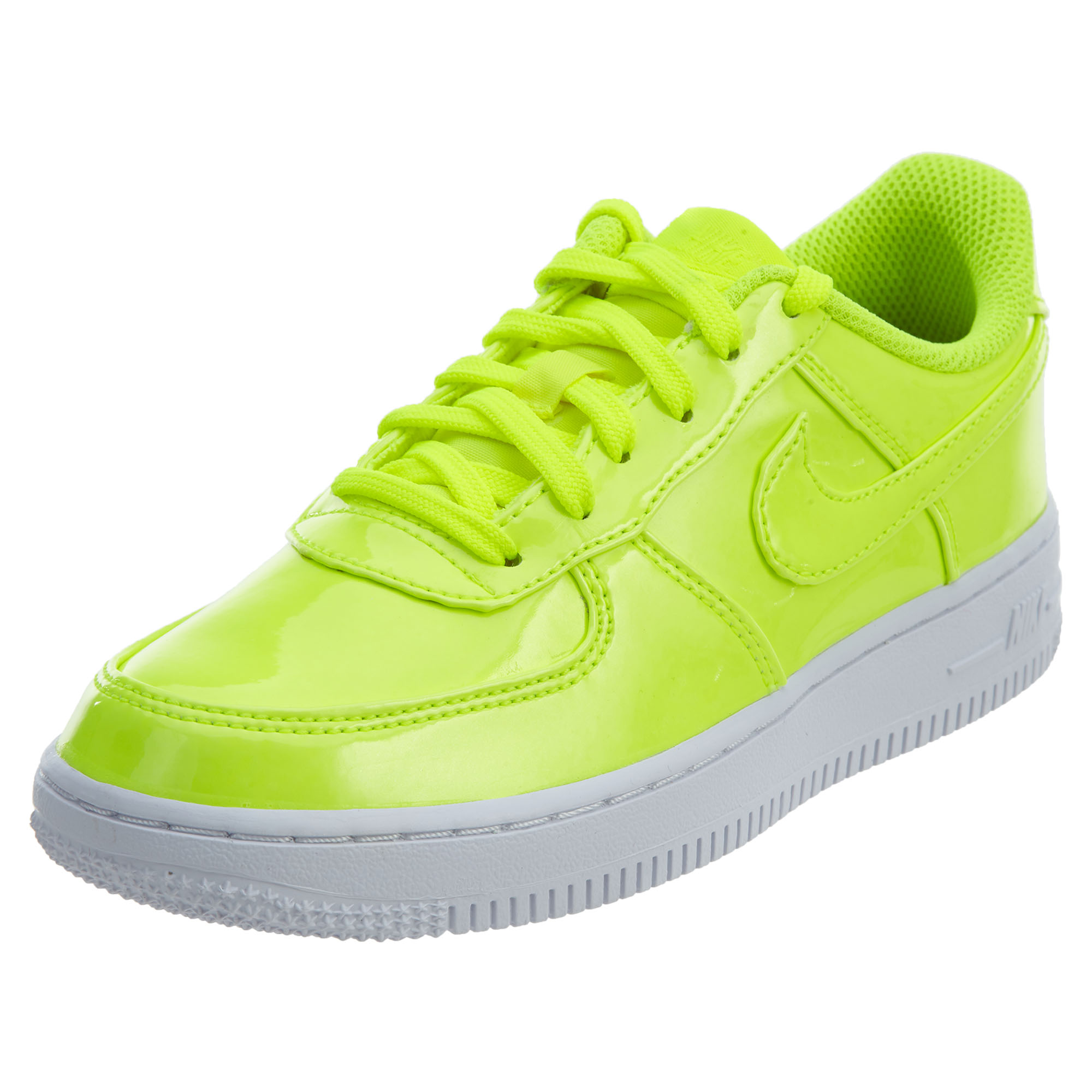 bca28ab581b Details about Nike Little Kids Force 1 LV8 UV Basketball Shoes AO2287-700