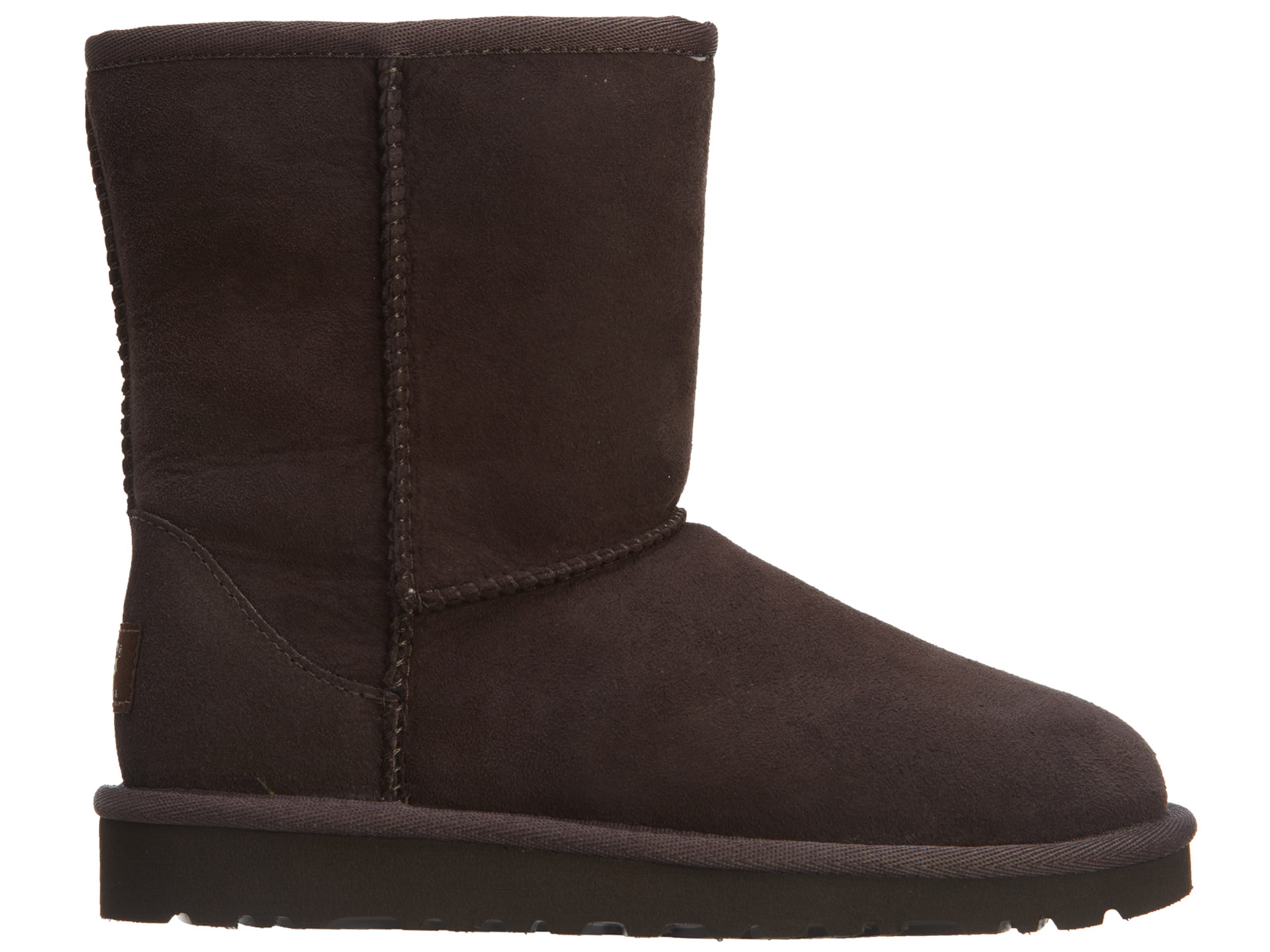 76a09cc9acd Details about UGG Little Kids Girls Classic Boots Chocolate 5251K