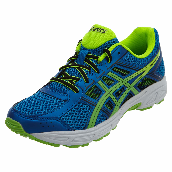 244a5d2d3fe2c ASICS Big Kids Gel contend Running Shoes C707N-4385