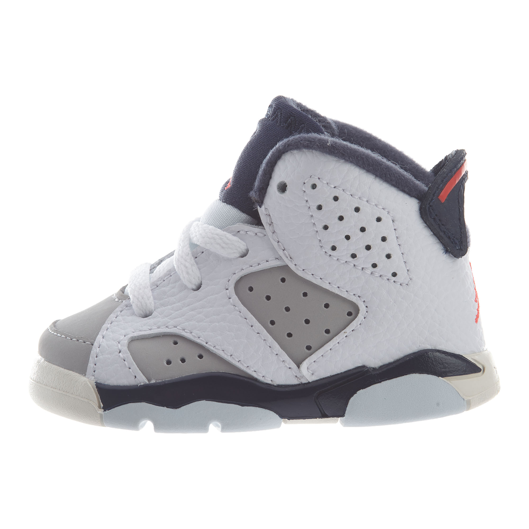 7982a9c012d149 Details about Jordan Toddlers 6 Retro Tinker Sneakers 384667-104