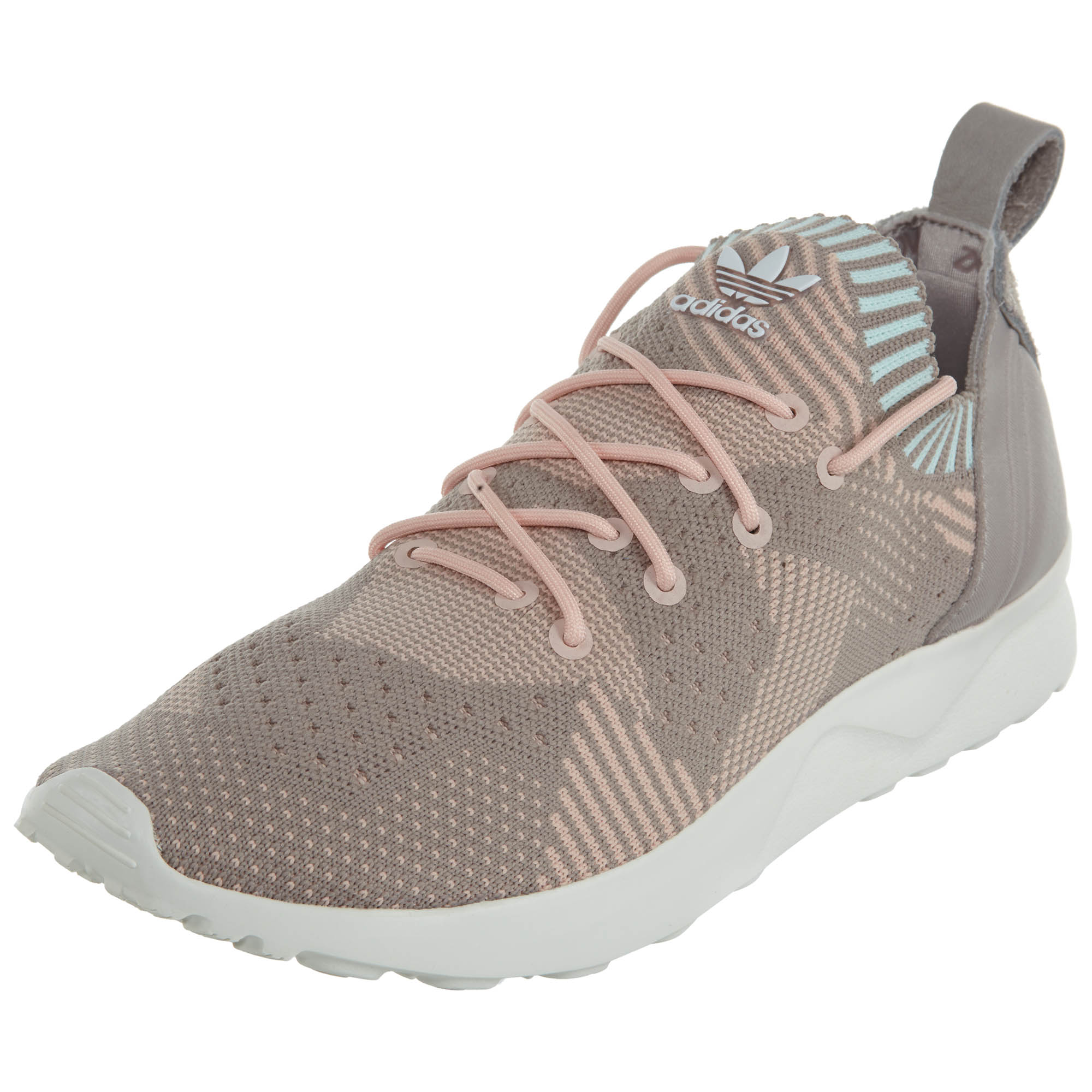 a4d709deaddb5 addias Originals Womens Zx Flux Adv Virtue Pk Shoes BB4266