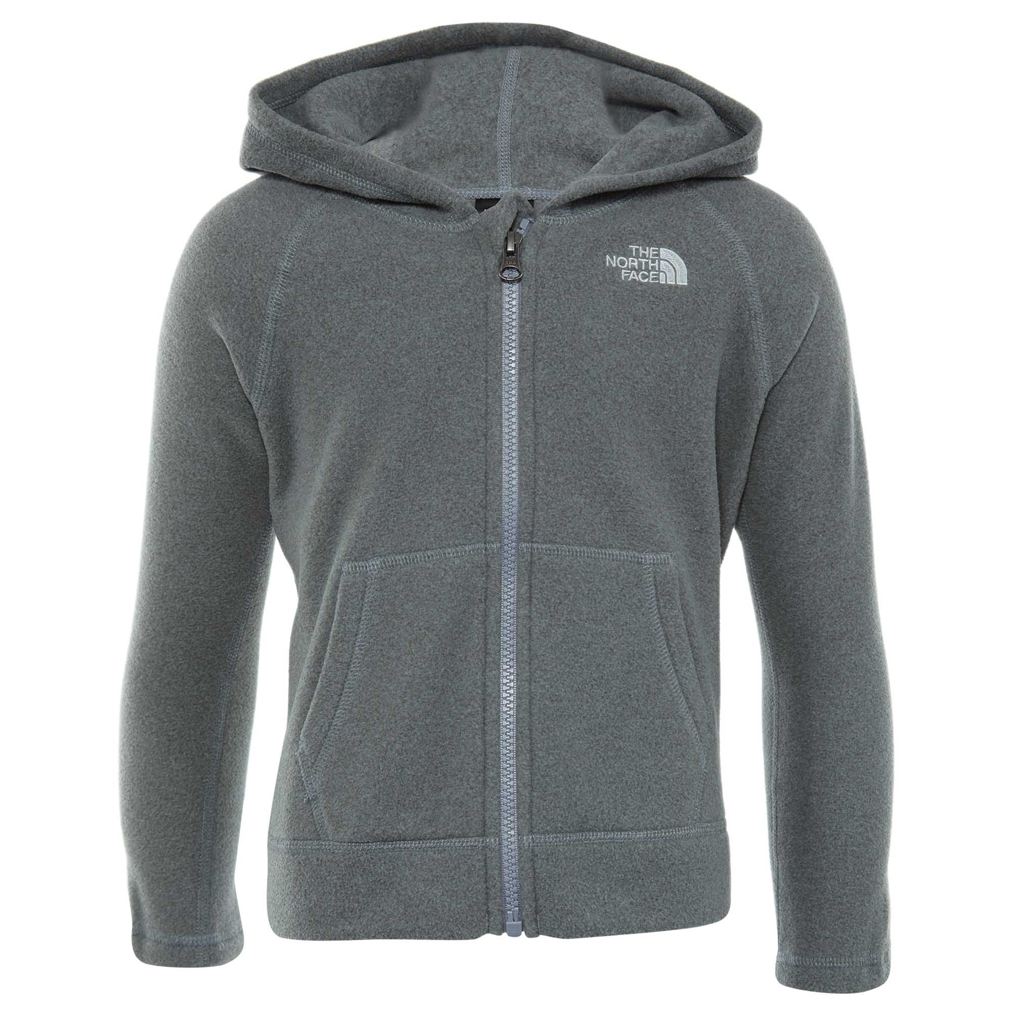 ed64b08d09ca2 Details about The North Face Toddlers Glacier Full Zip Hoodie A34WA-WCG