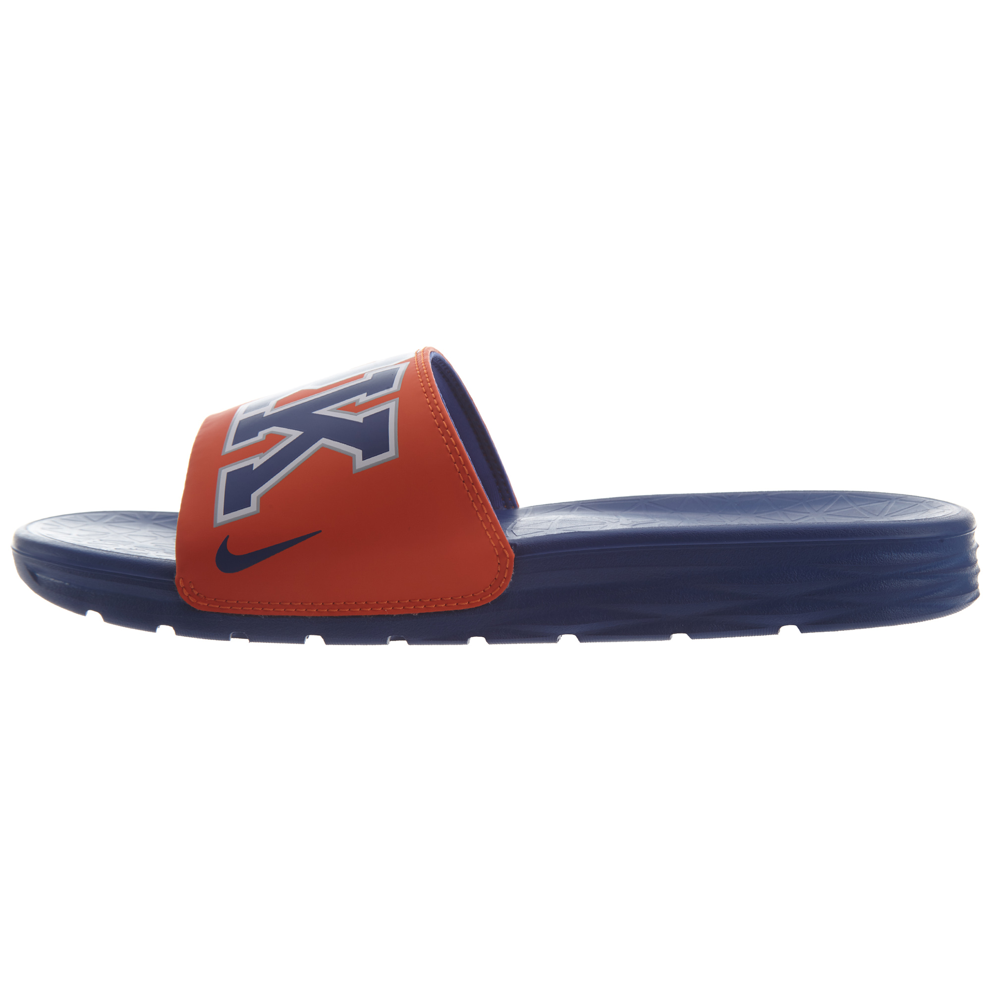 on sale 413c6 44805 Details about Nike Mens Benassi Solarsoft NBA Slide Sandals 917551-800