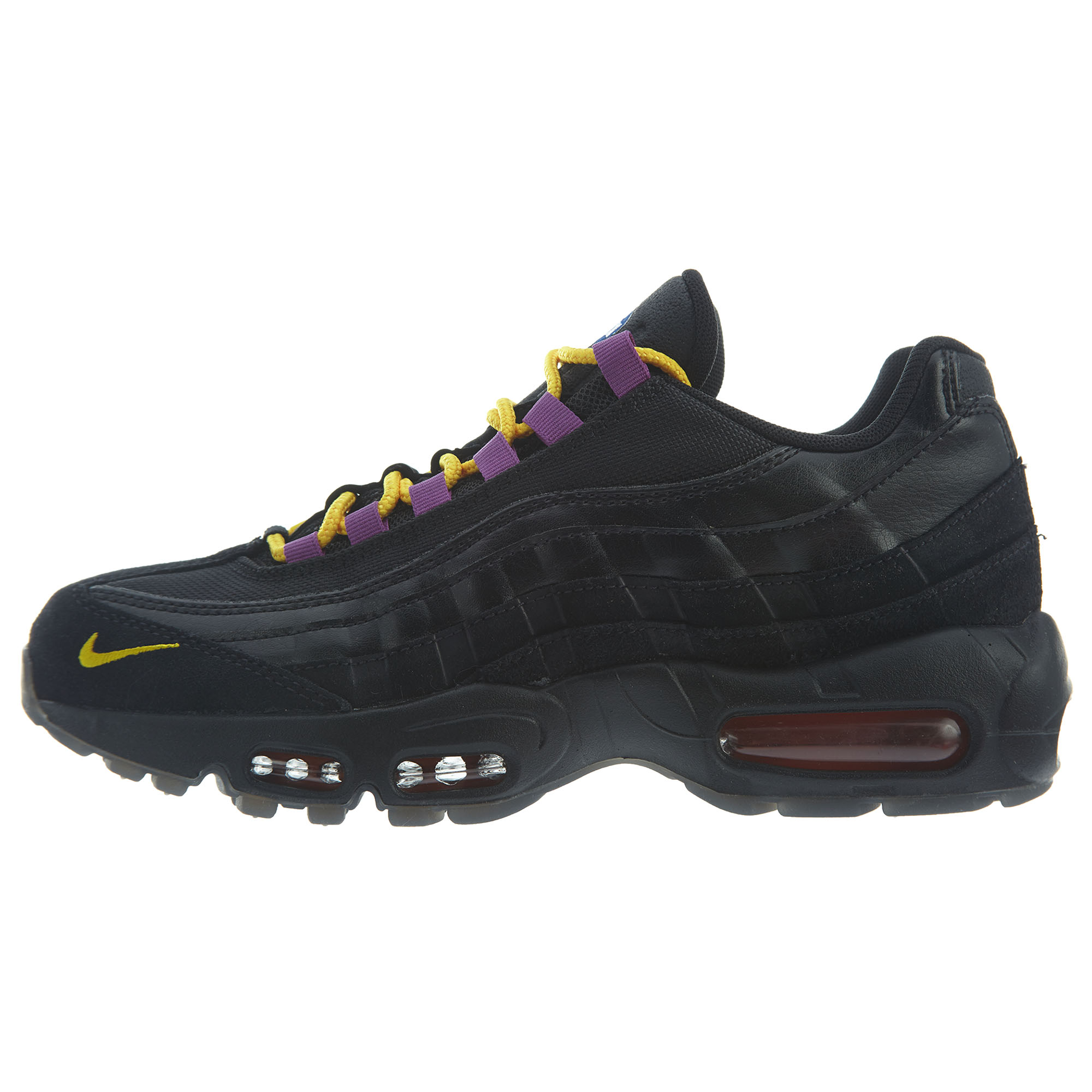 best sneakers b7848 8c355 Details about Nike Mens Air Max 95 LA VS NYC Shoes AT8505-001