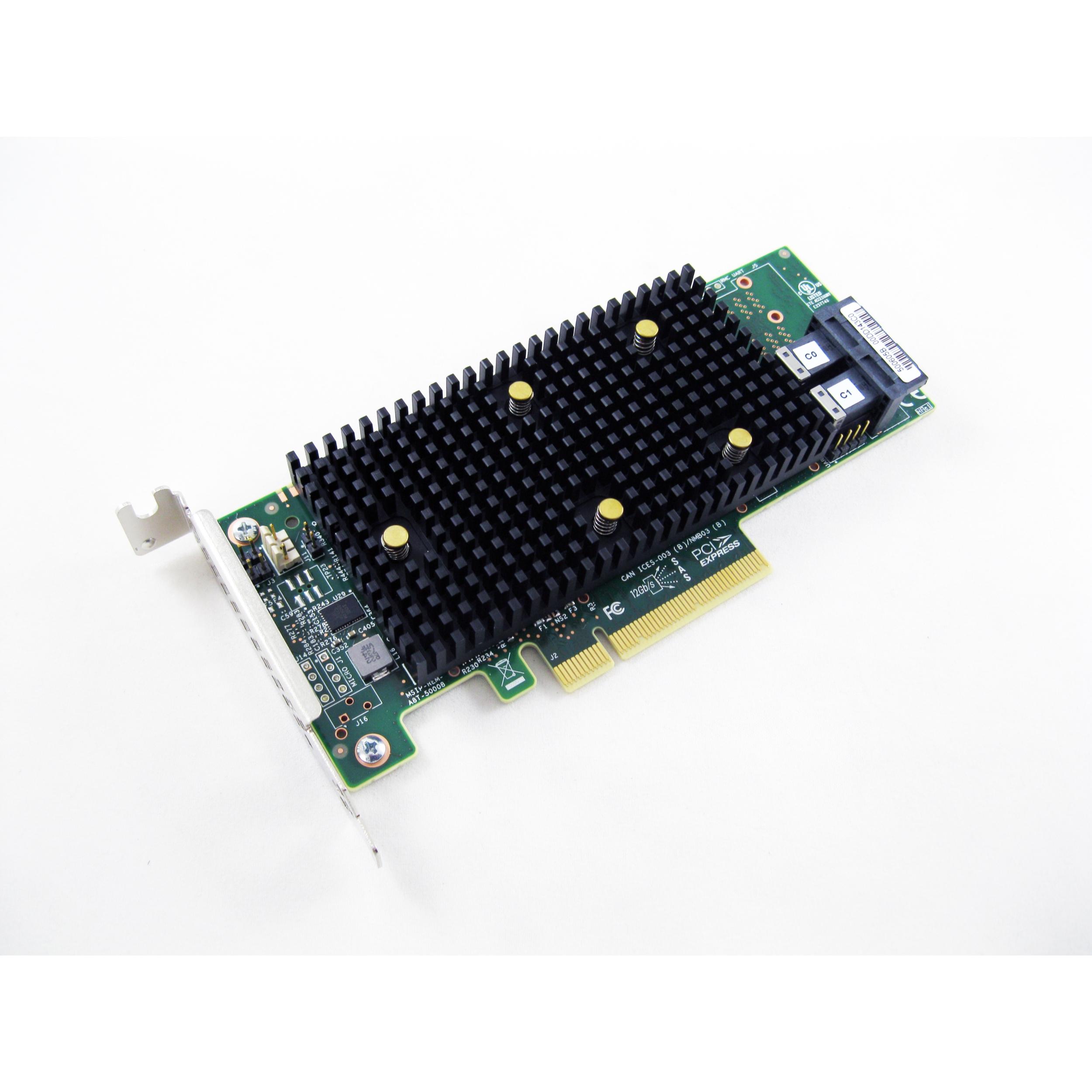 Avago 530-8i PCI-E RAID 12GB 03-50008-25004 01KN505 Lenovo Adapter
