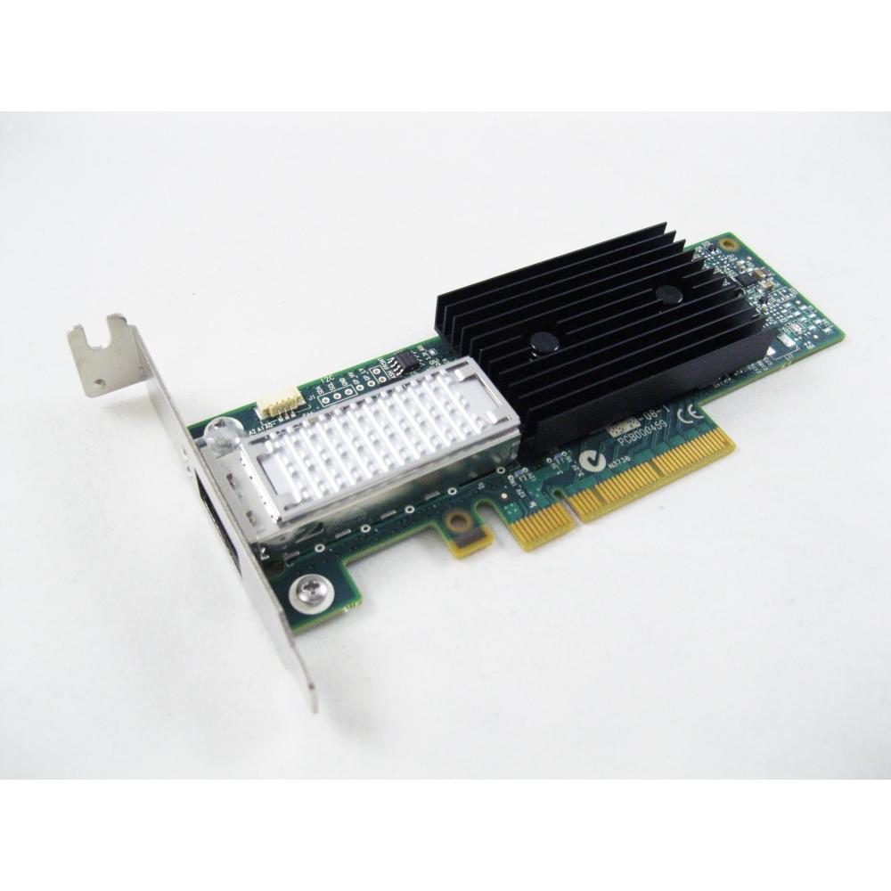 Mellanox CX353A ConnectX-3 Single Port QSFP+ Infiniband 40GbE Adapter Card