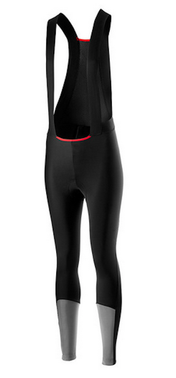 Castelli Light Weight Bibtight w// Nanoflex Technology Men/'s Size Large Black